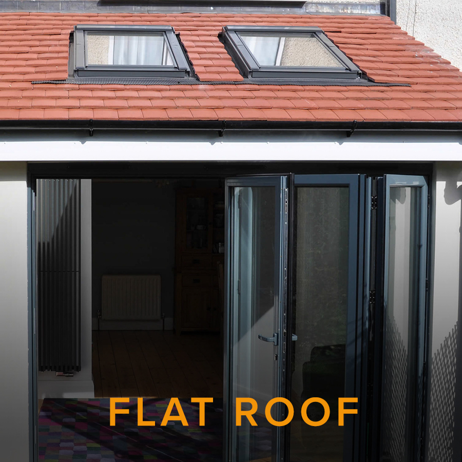 Flat Roof - WindowsWorx