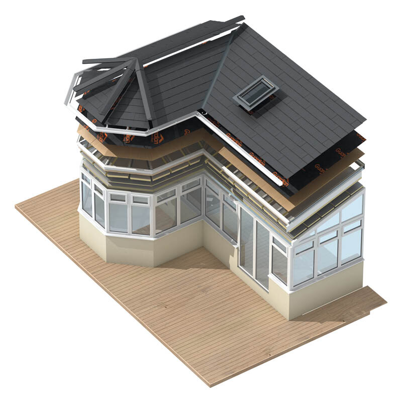 Guardian Warmroof From Windowworx Solid Conservatory Roofs At Their Very Best Windowworx