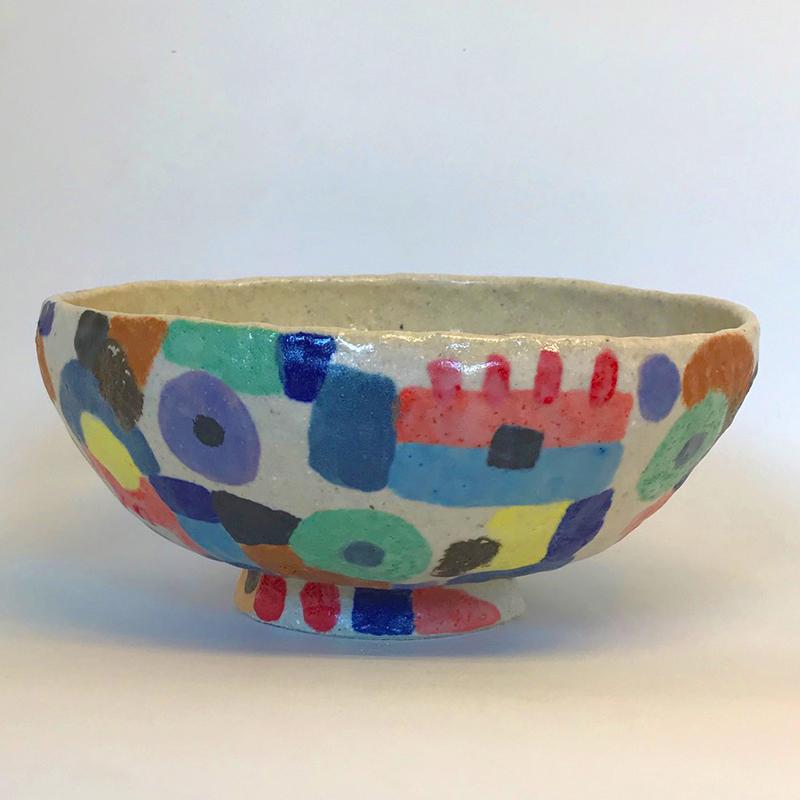 Stoneware bowl 280mm diameter x 130mm high