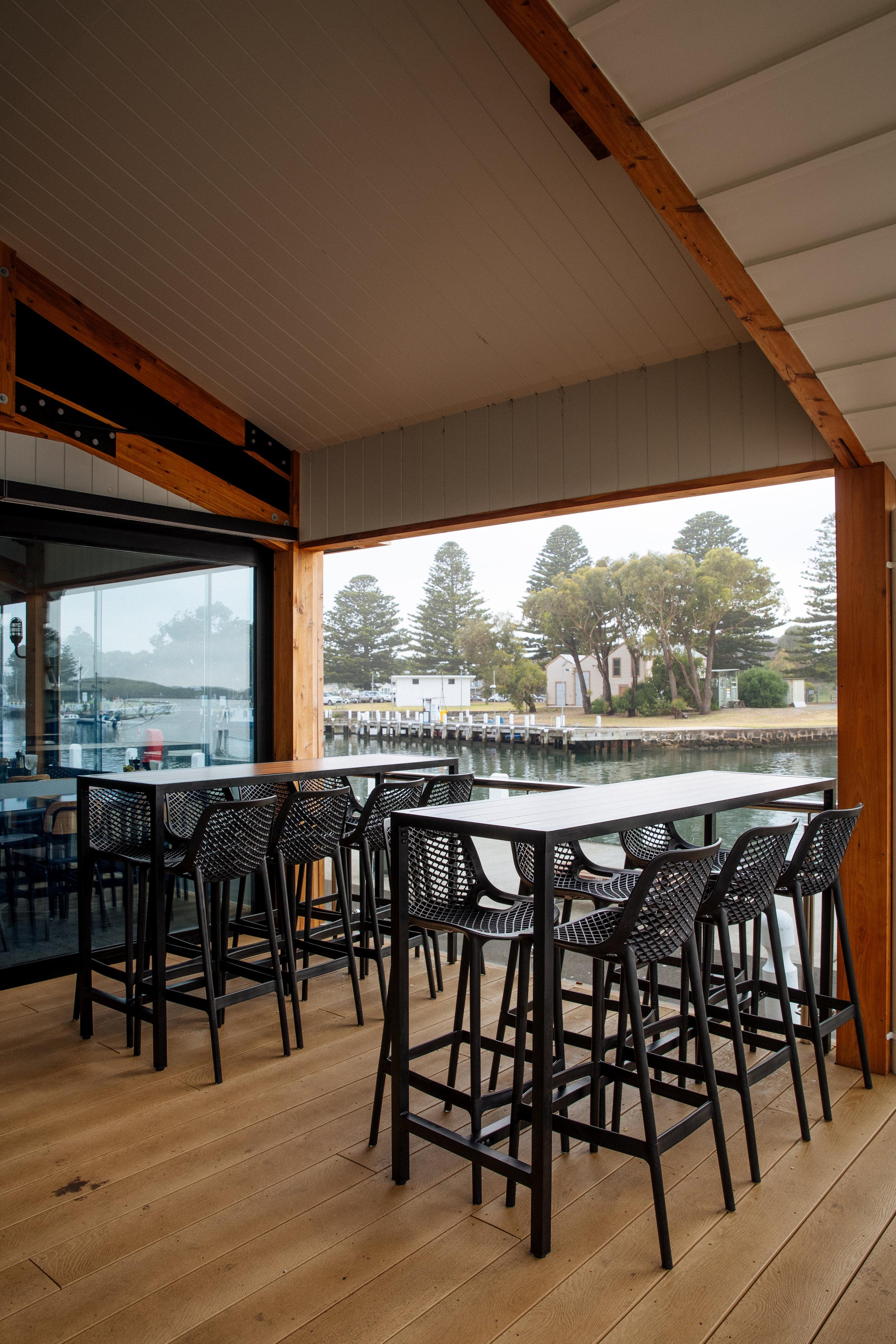 Port Fairy Wharf Interior Designer