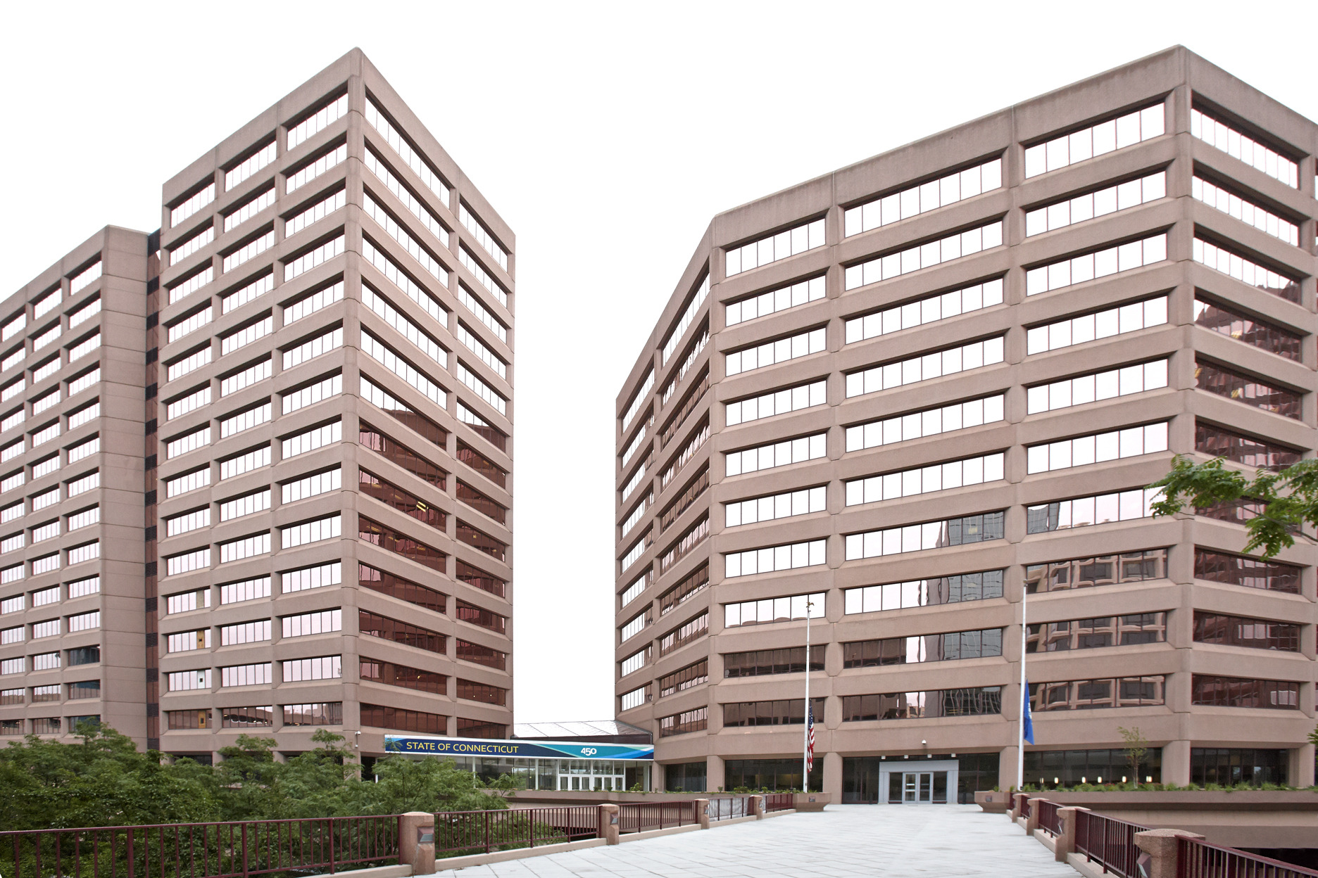 State of Connecticut Department of Administrative Services Office Building