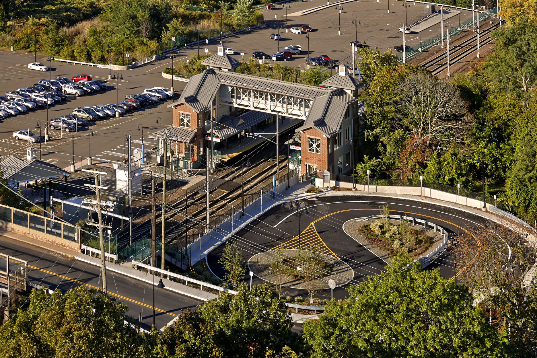 Branford Train Station
