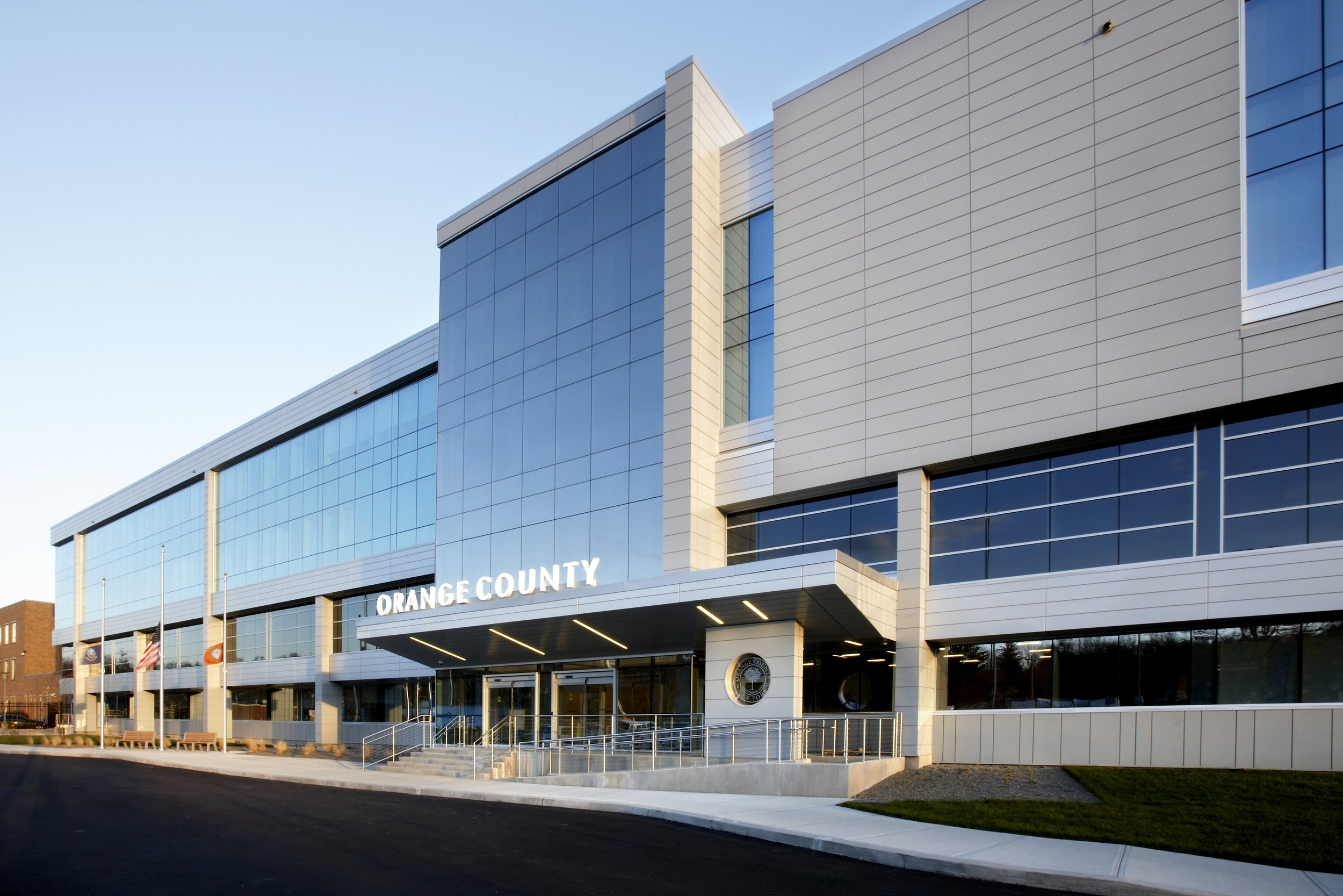 Orange County Government Center