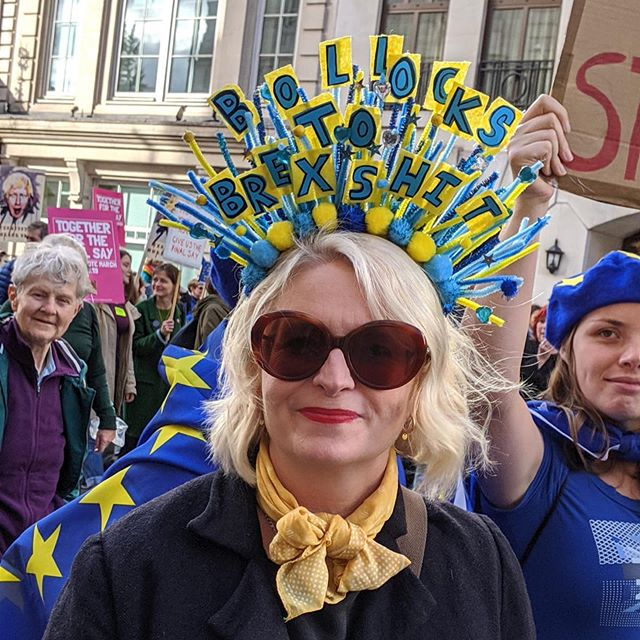 TW-IN on the #PeoplesVoteMarch 💙💛🇪🇺