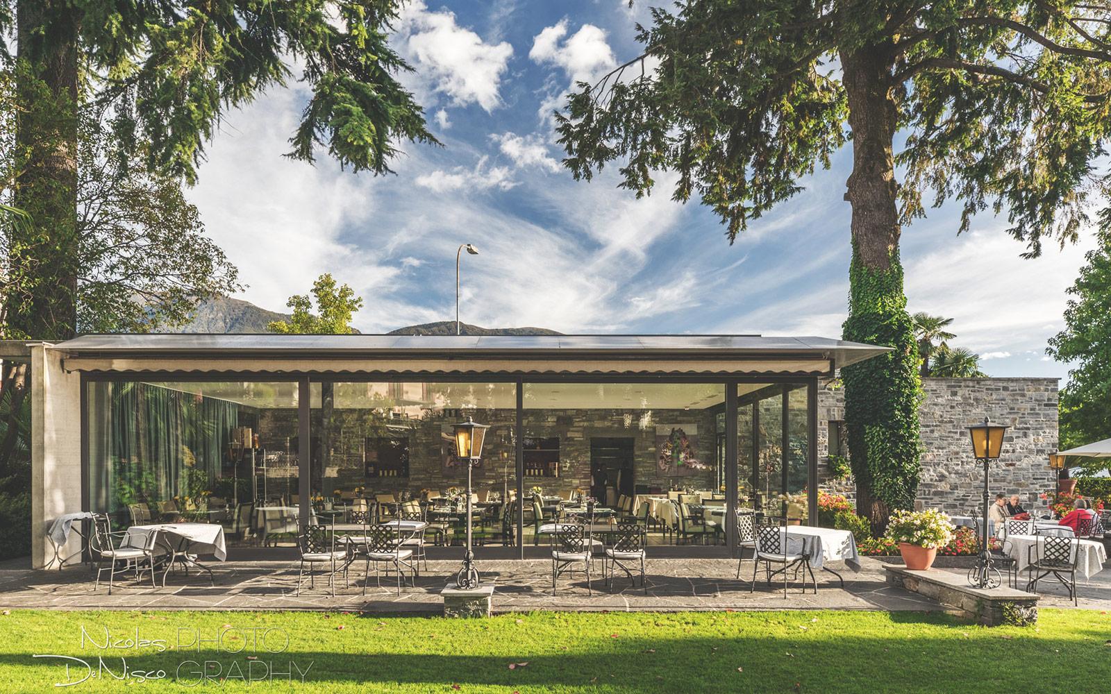 Ristorante al LagoCastello Seeschloss - Ascona