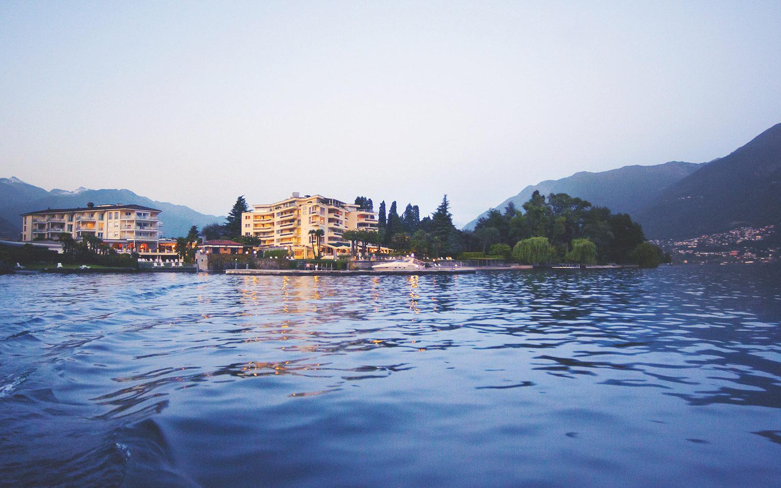 Eden Roc - Ascona