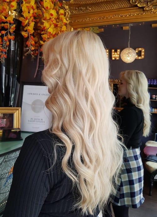 Blonde Highlights with Olaplex by Kim
