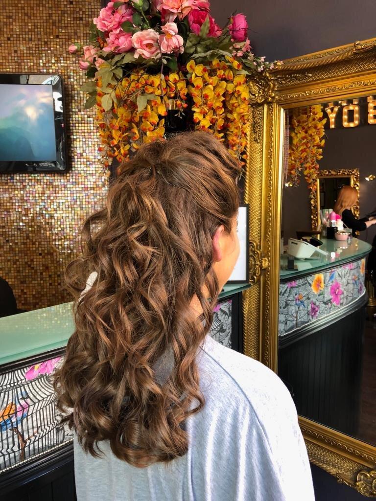 Debs Hair by Joan