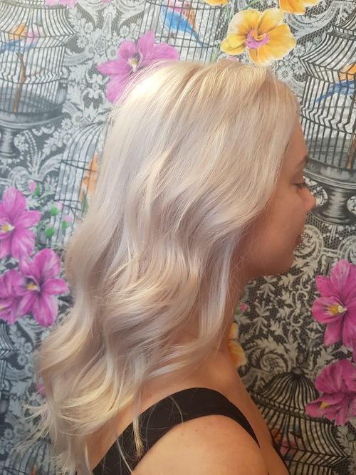 Colour by Louise (achieved using highlights, toner and Olaplex)
