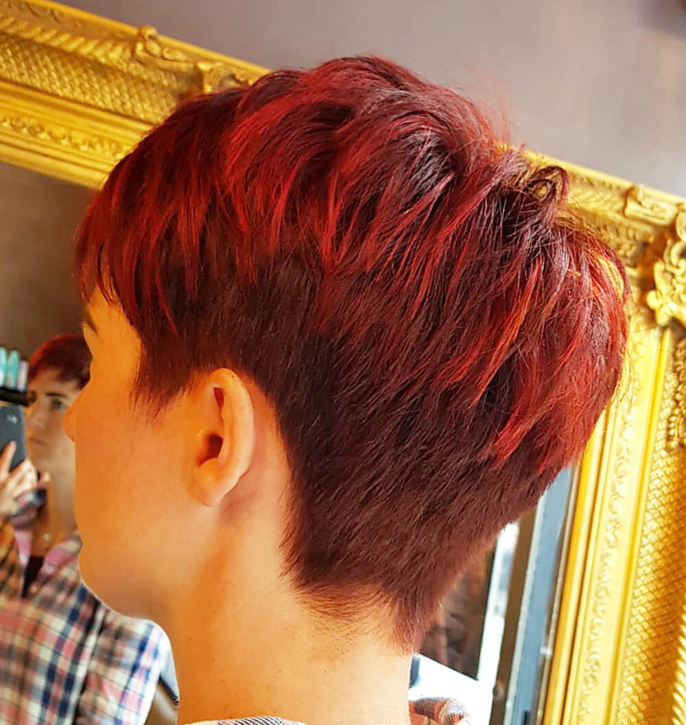 Cut (and Colour) by Kim