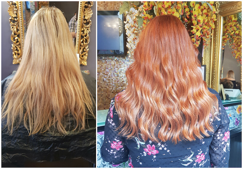 Colour Change by Louise