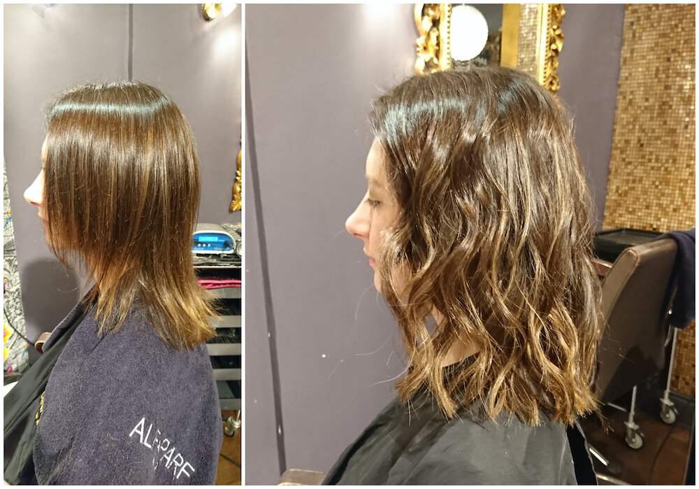Before & After — Great Lengths Extensions by Rachel (50 pieces of 30cm)