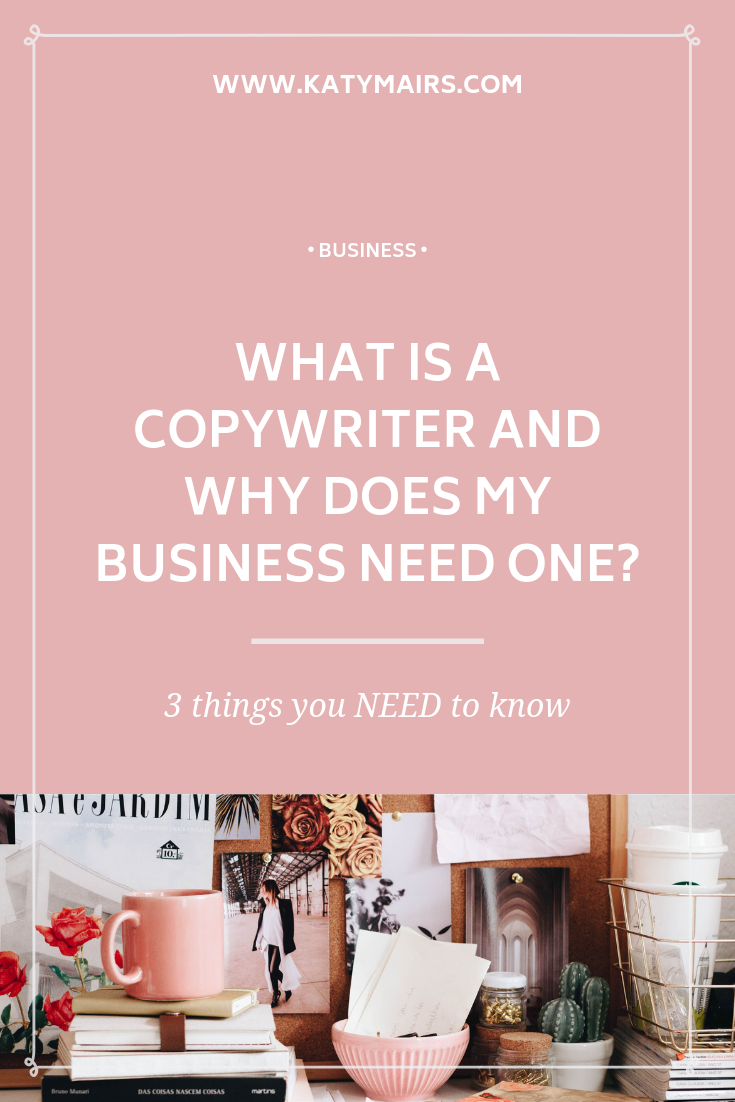 What is a Copywriter and Why Does My Business Need One?