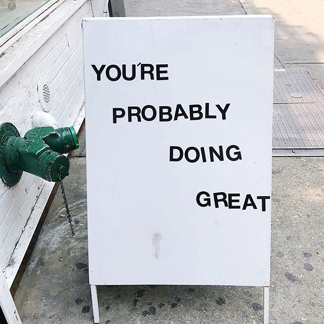Give yourself some credit. ✨⁣⁣⁣ ⁣⁣⁣ I'm busy this week— like super busy— and I'm enjoying it. ⁣⁣ ⁣⁣ But remember, busy doesn't always equal productive.⁣⁣⁣ ⁣ Rest is JUST as productive (sometimes more so!)⁣ ⁣⁣⁣ You're probably doing great.⁣⁣⁣ ⁣⁣⁣ One task at a time.⁣⁣⁣ ⁣⁣⁣ Breathe.⁣⁣⁣ ⁣⁣⁣ And repeat. ✌🏻⁣⁣⁣ ⁣⁣⁣ PS, I have a cool thing coming this Friday. It's a personal, fun and hella creative project (outside of this biz, I should mention) that I'm very excited about and— even during one of the busiest weeks I've had in a while— I'm setting myself the deadline of launching it all this Friday.⁣⁣⁣ ⁣⁣⁣ Totally cool and chill, right? 😅⁣⁣⁣ ⁣⁣⁣ Tell me what you're up to this week? 👇🏻⁣⁣⁣ ⁣⁣⁣ 📸: @sophia.joan.short⁣