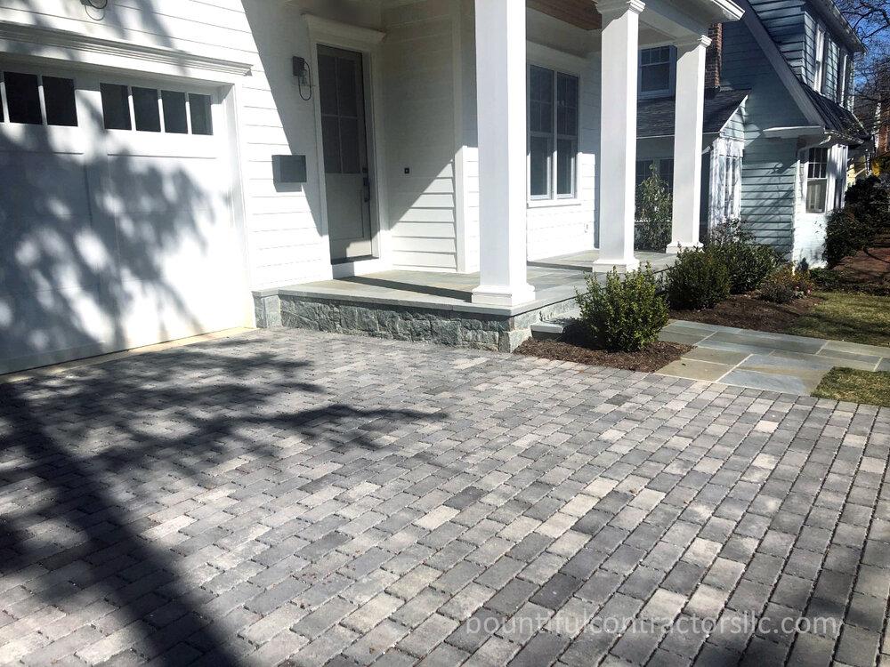 Driveways And Walkways Bountiful Contractors Llc
