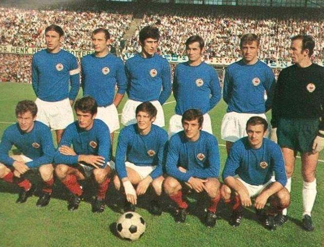 Η Εθνική Γιουγκοσλαβίας στο Μουντιάλ του 1974