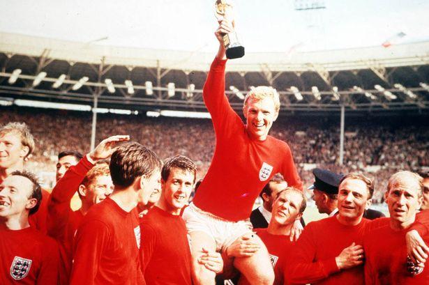 Η Παγκόσμια Πρωταθλήτρια Αγγλία το 1966
