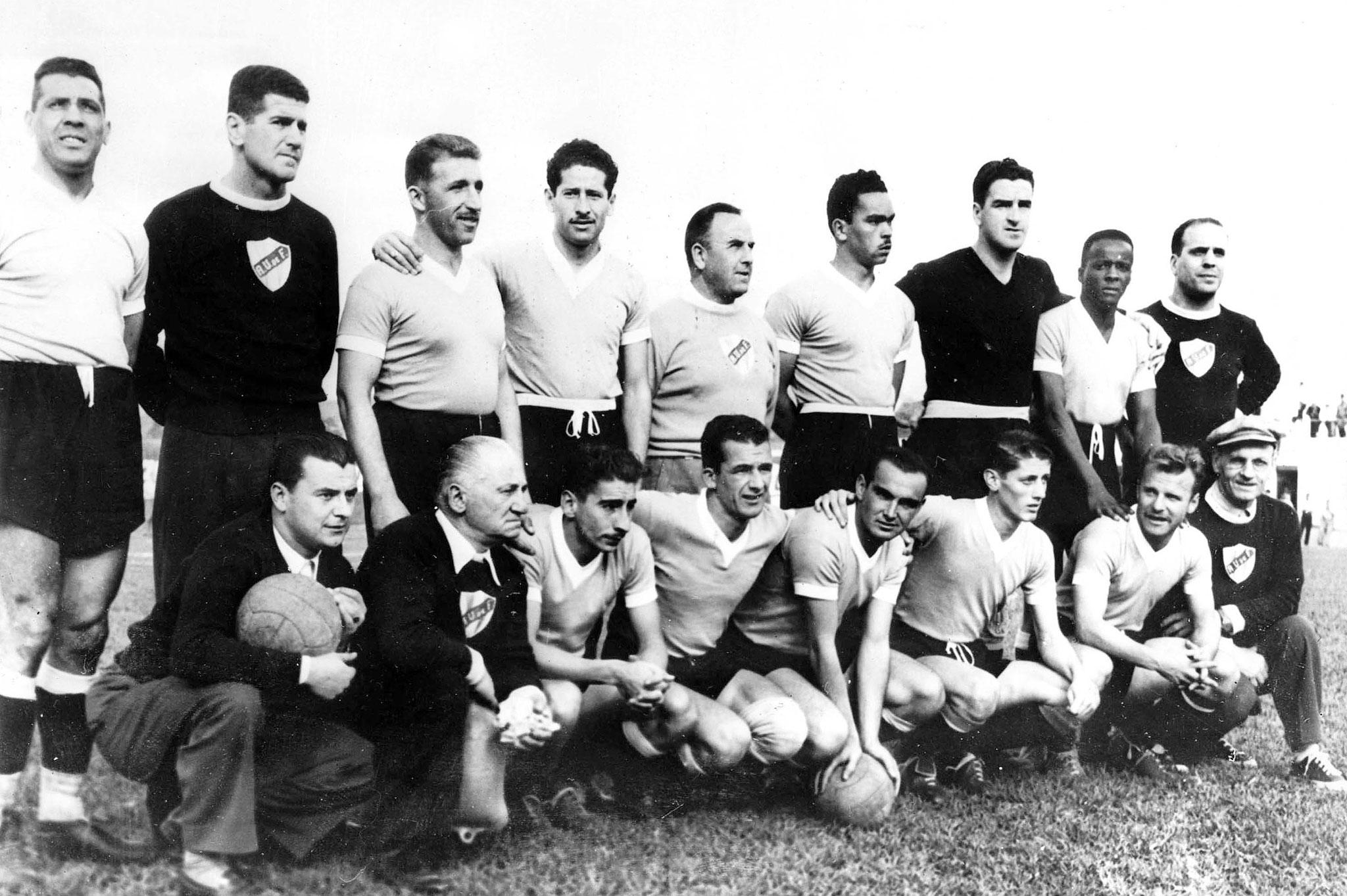 Εθνική Ουρουγουάης 1950