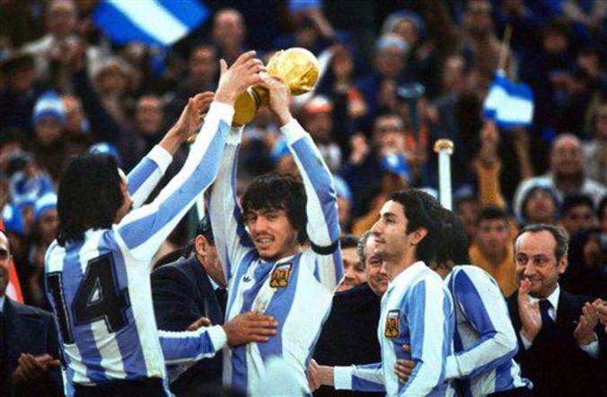1978: Η Αργεντινή κατακτά το τρόπαιο, το αήττητο όμως διατηρεί μόνο η Βραζιλία