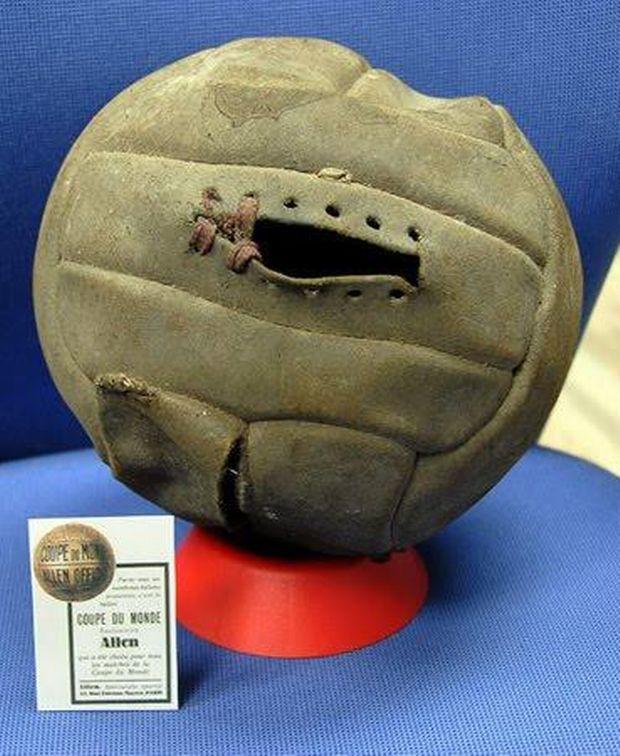 Allen   - World Cup 1938: Γαλλία