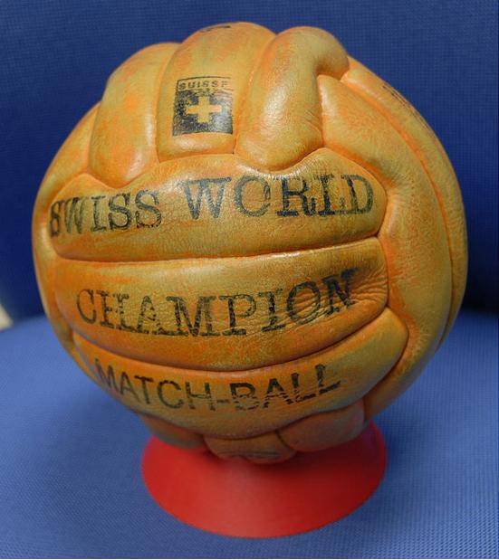Swiss World Champion - World Cup 1954: Ελβετία