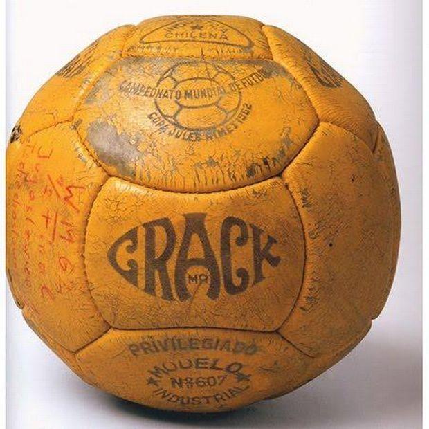 Crack Top Star - World Cup 1962: Χιλη
