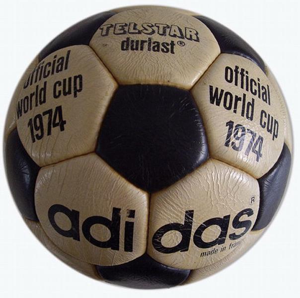 Telstar Durlast - World Cup 1974:Δυτική Γερμανία: