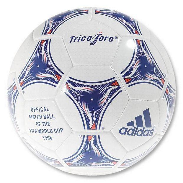 Tricolore - World Cup 1998: Γαλλία