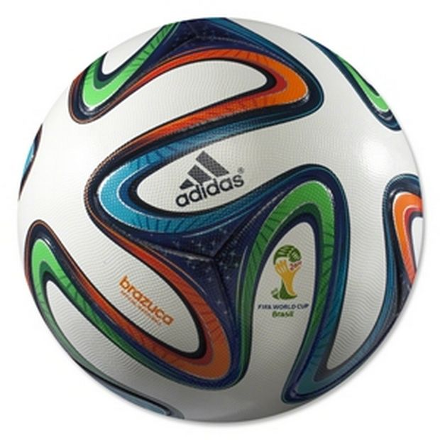 Brazuca - World Cup 2014: Βραζιλία