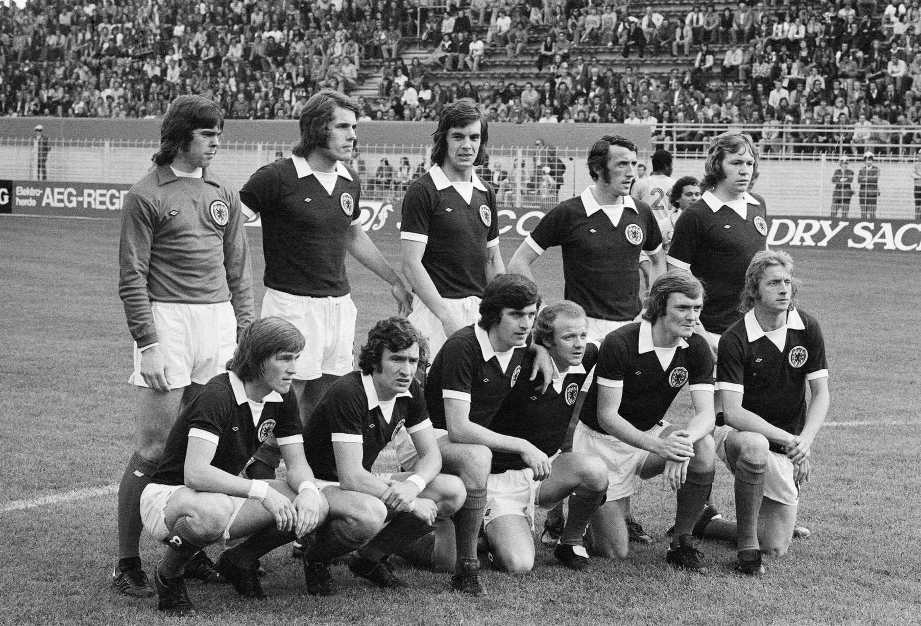 Η Εθνική Σκωτίας στο Μουντιάλ του 1974