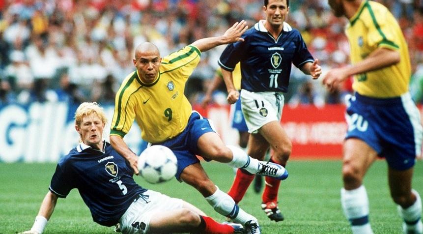 Σκωτία - Βραζιλία στο Μουντιάλ του 1998