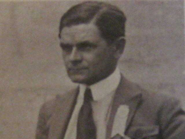 Ο Vitorio Pozzo σε νεαρή ηλικία