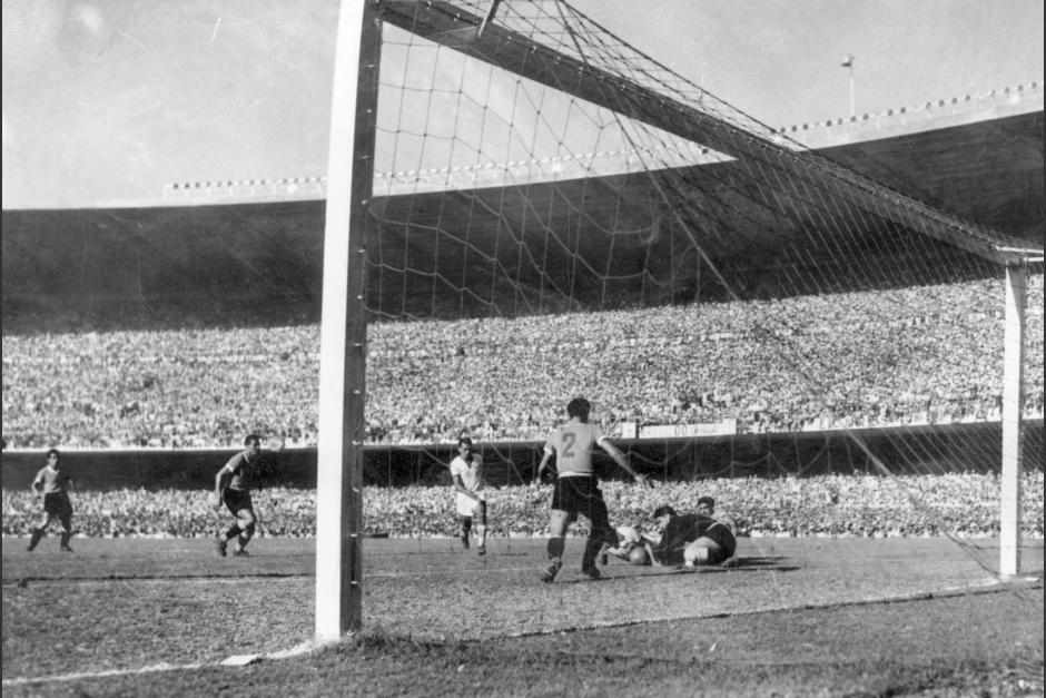 Φάση από τον τελικό του Μουντιάλ το 1950