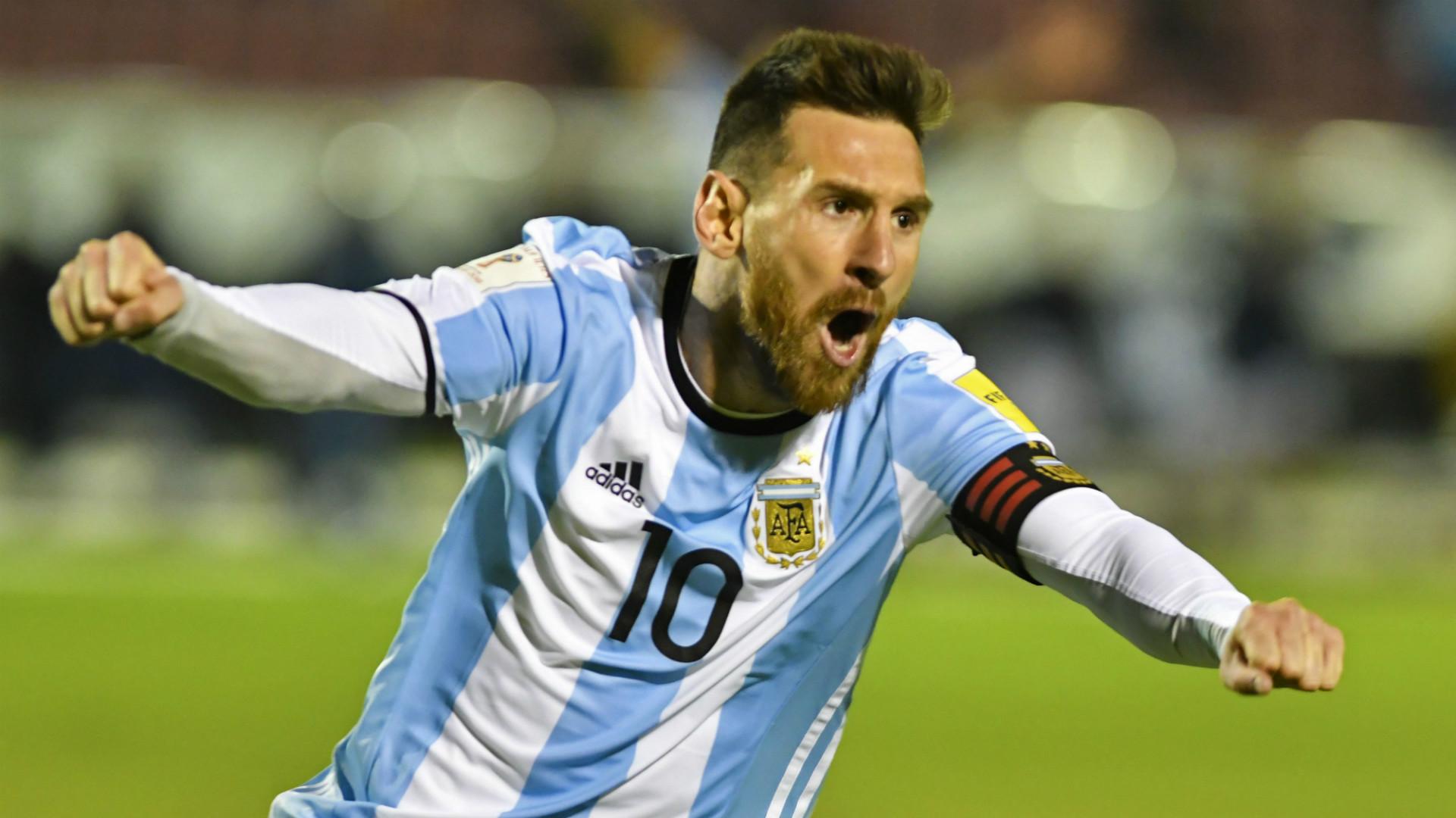 Ο Αργεντίνος ποδοσφαιριστής Λιονέλ Μέσι