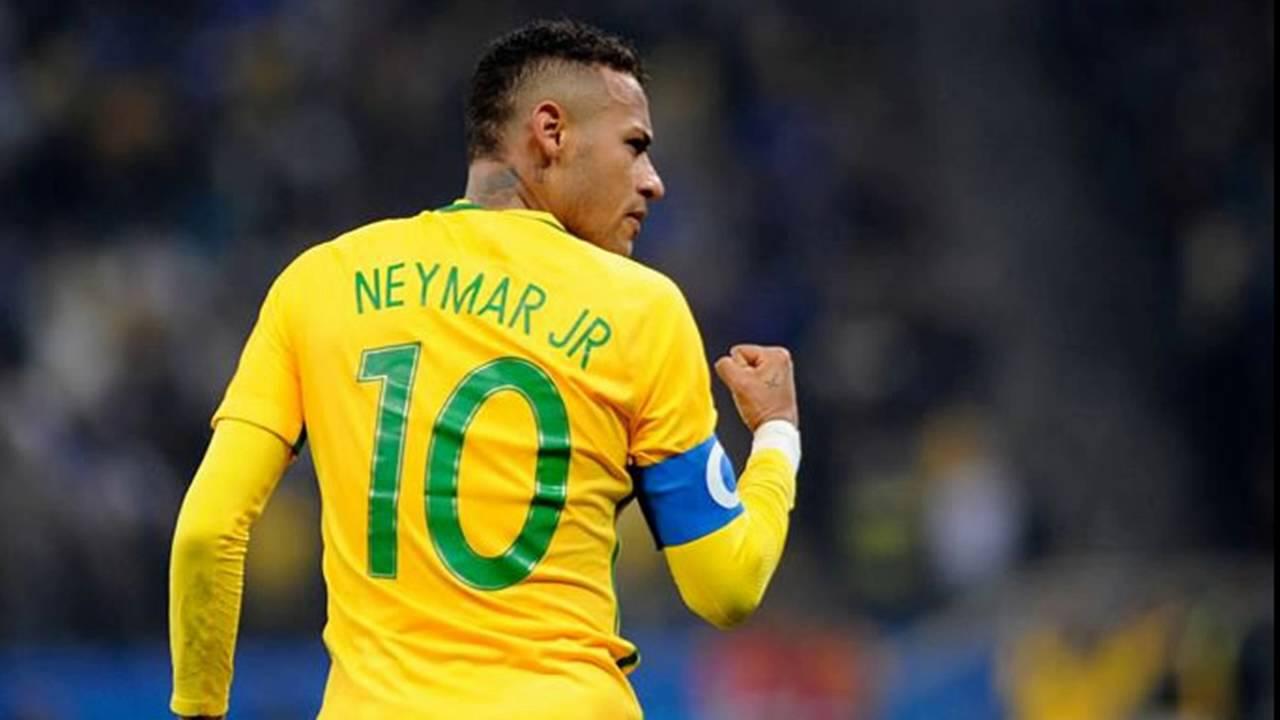Ο Βραζιλιάνος ποδοσφαιριστής Νεϊμάρ
