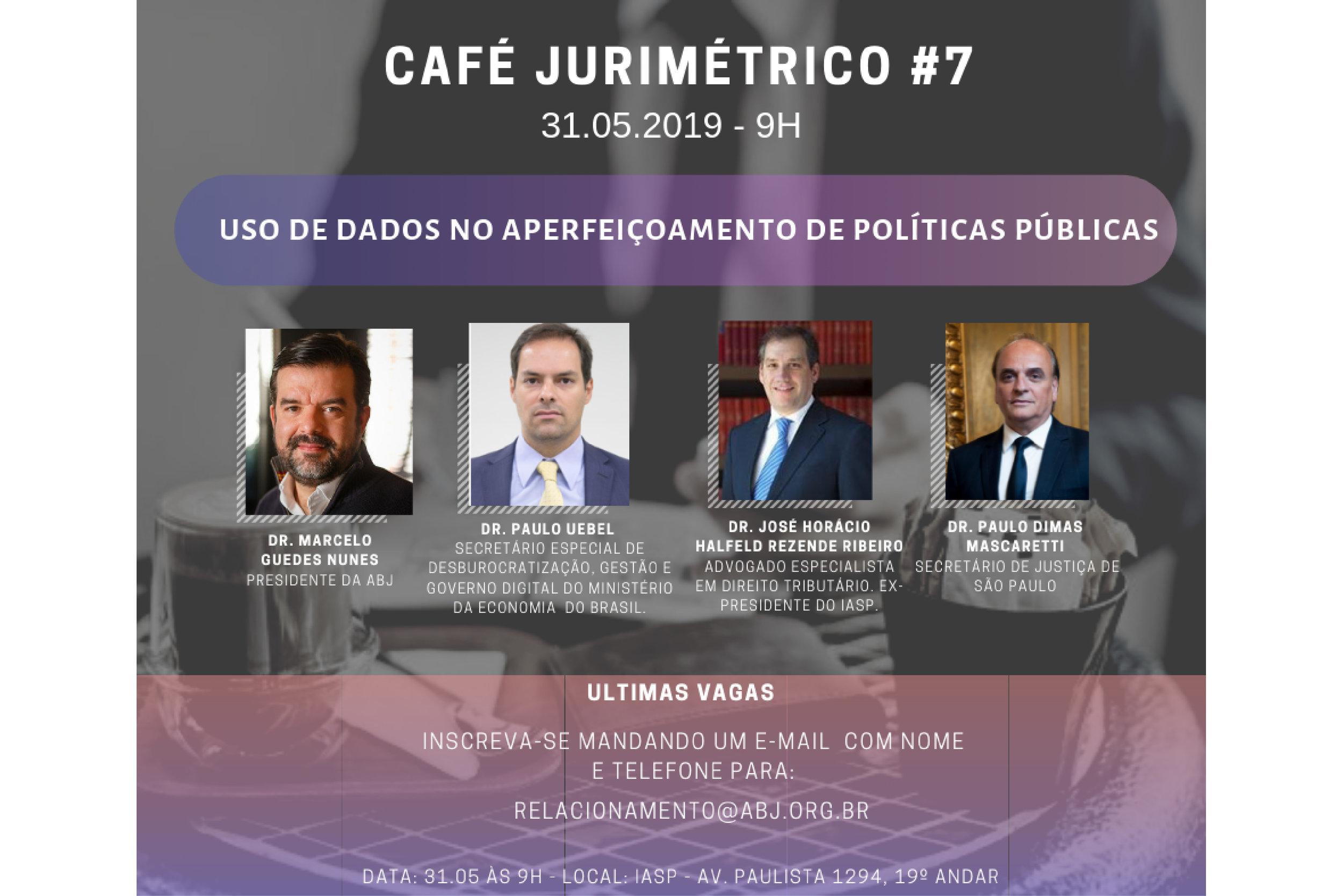 Cafe Jurimetrico