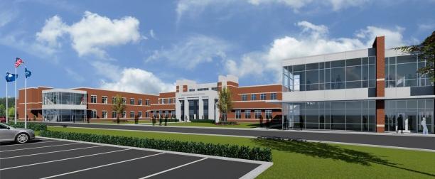 New Spartanburg High School