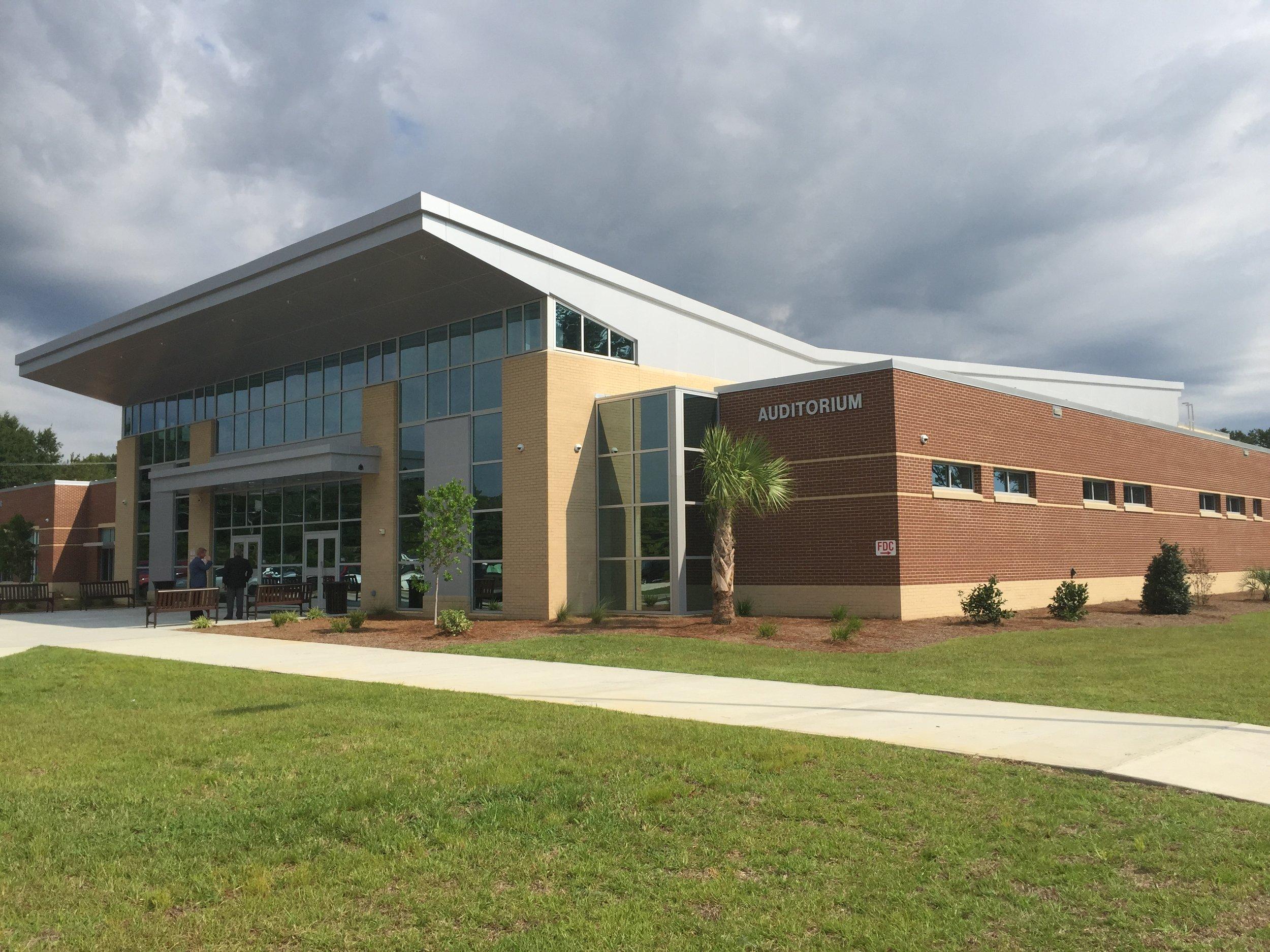 Dillon Auditorium + District Office