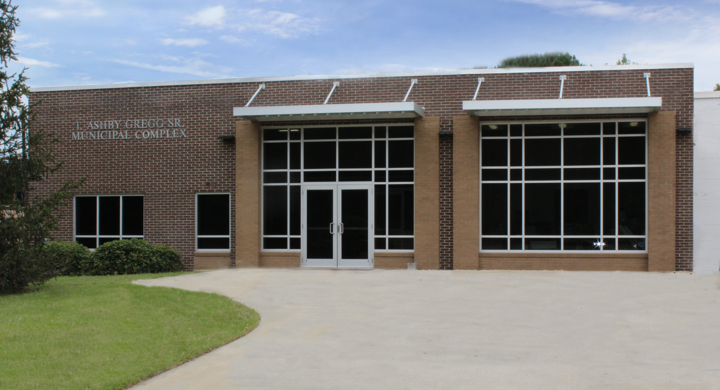 Town of Quinby Municipal Complex   Brownstone Design was hired for architectural design services for two projects in Florence County. One of the projects is a renovation of an existing fire station into a new Town Hall.