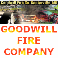 GOODWILL VOLUNTEER FIRE CO.