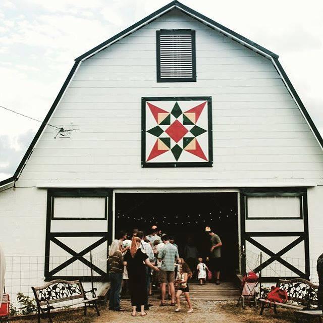 The Barn Dance - June 30th, 2018