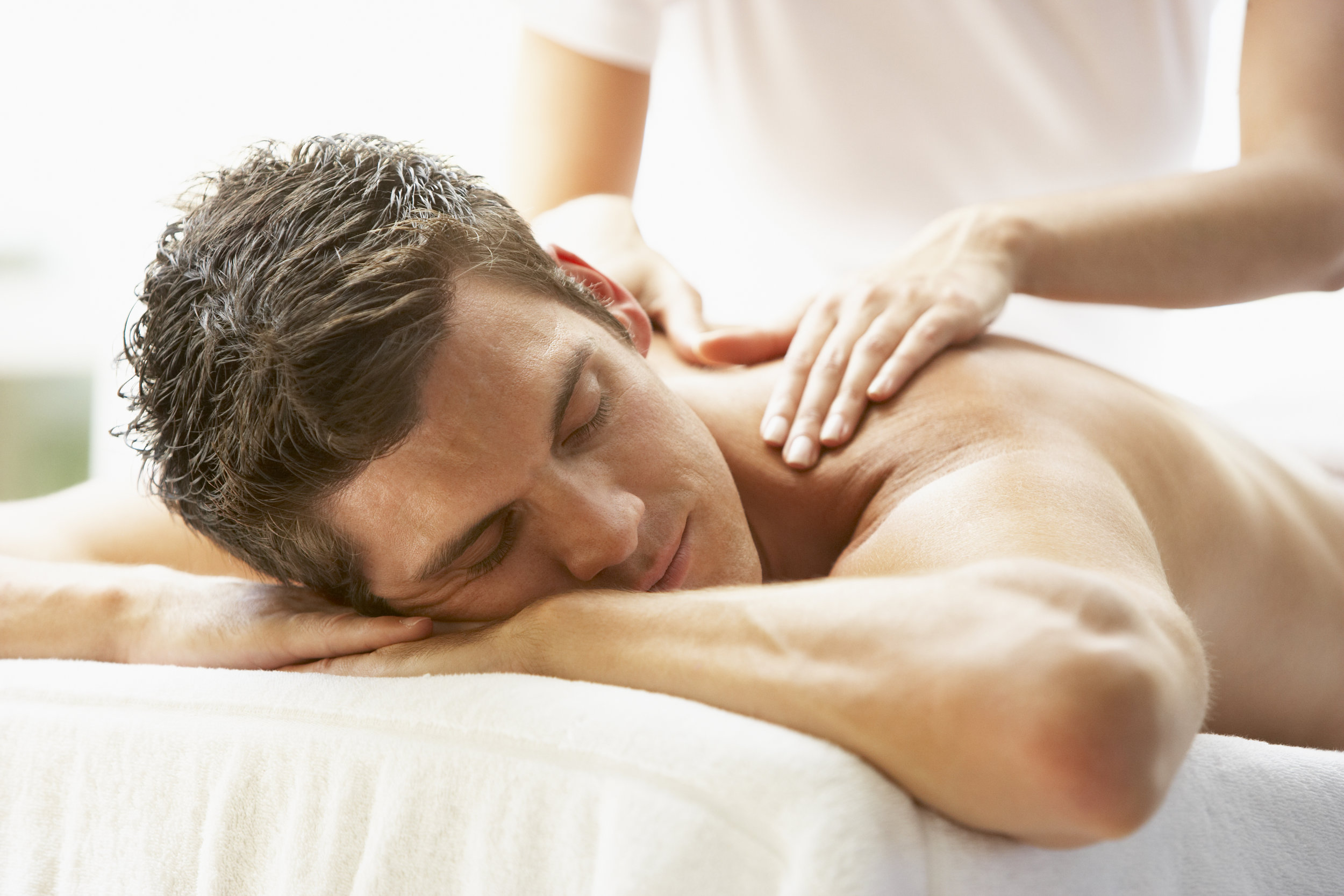 Toronto deep tissue massage