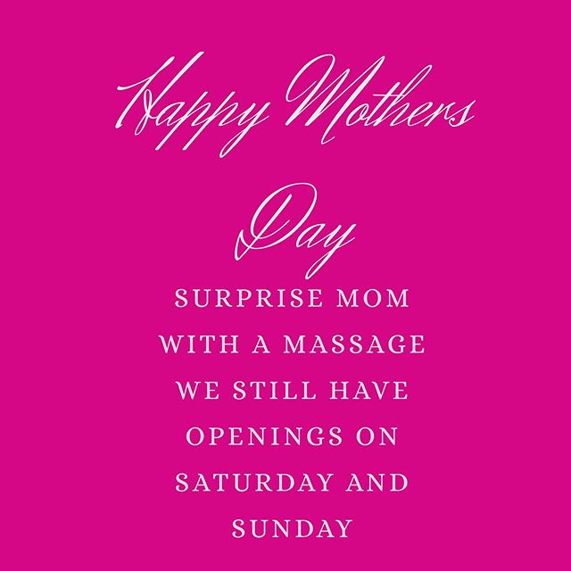 Book online at myocarermt.com or call 416 995 6601. We also have online gift certificates for last minute gifts #mothersdaygifts #massagetherapytoronto #torontormt #seatonvillage #annextoronto