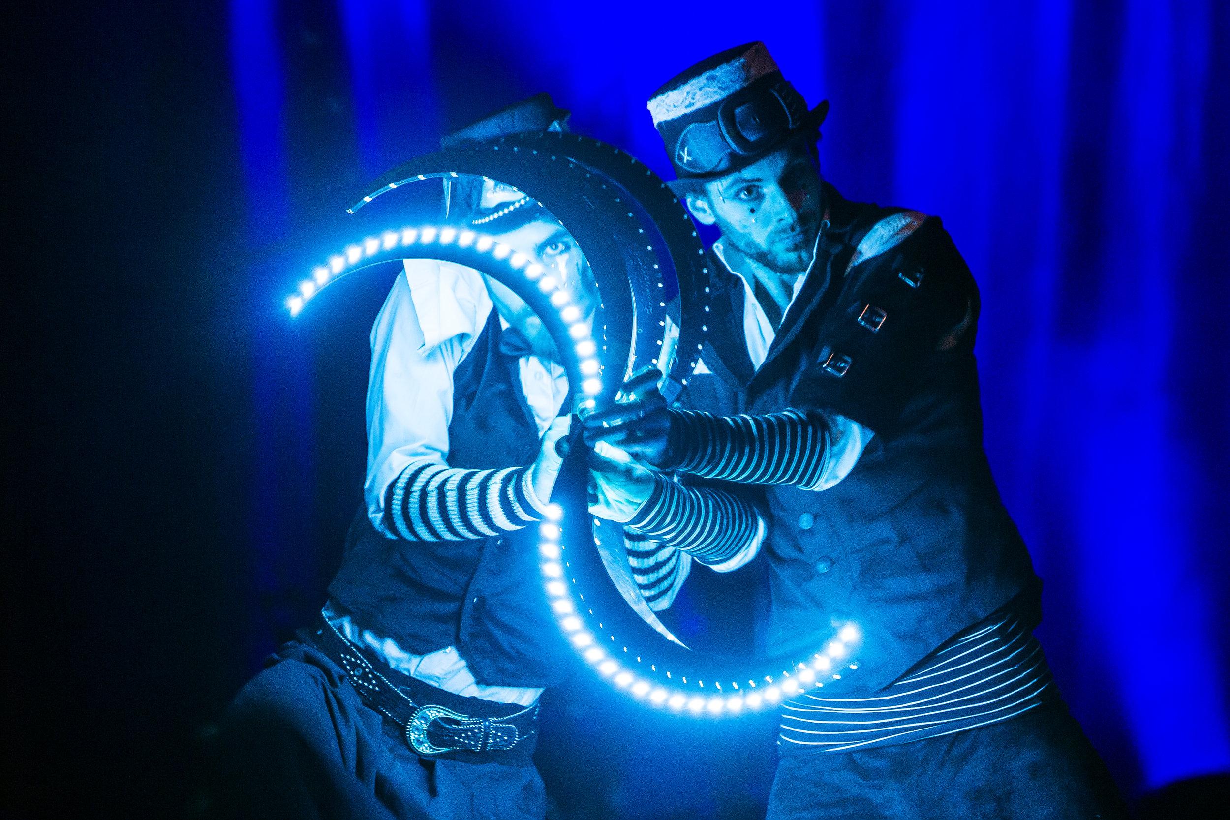 LED Show der Extraklasse