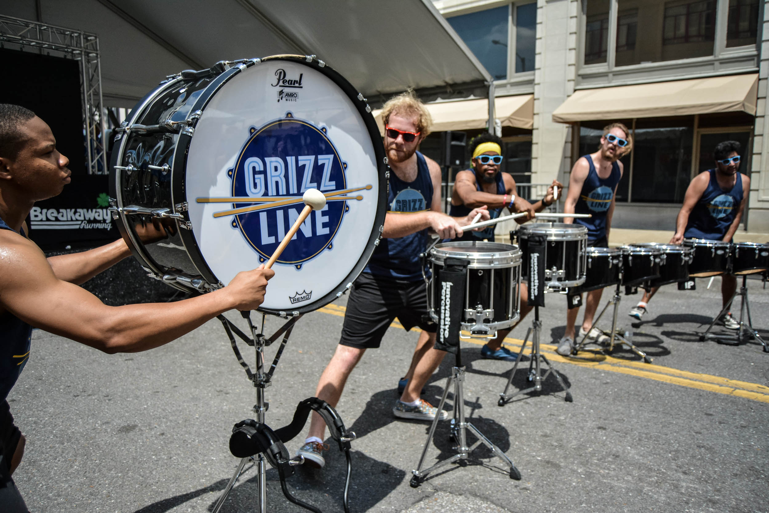 GRIZZLINE Performance