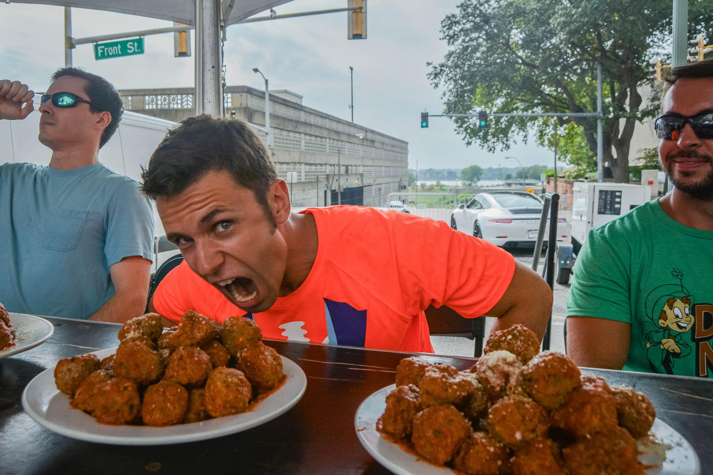 Monroe Avenue Festival Grandmas Meatball Eating Contest0006.jpg