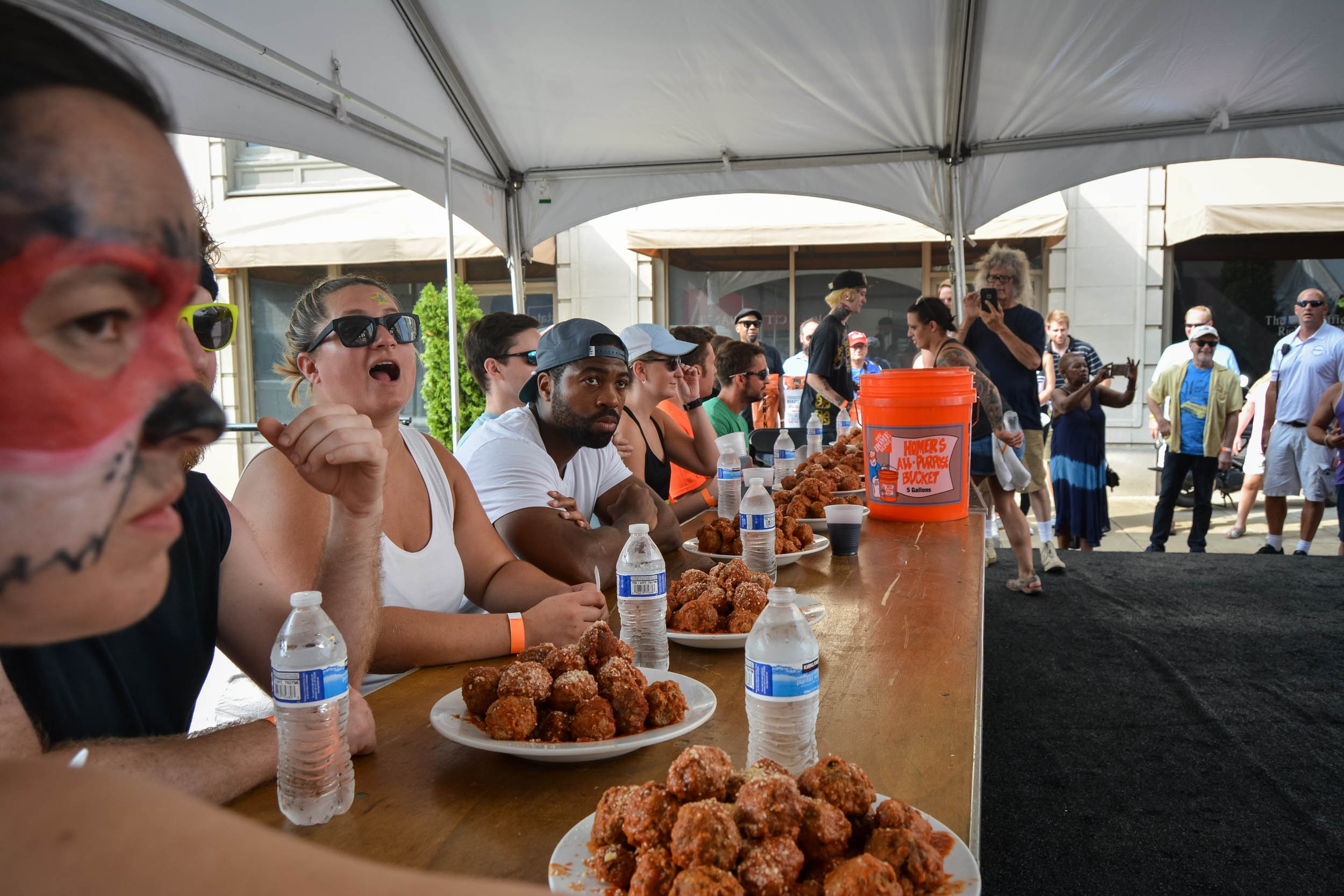 Monroe Avenue Festival Grandmas Meatball Eating Contest0011.jpg