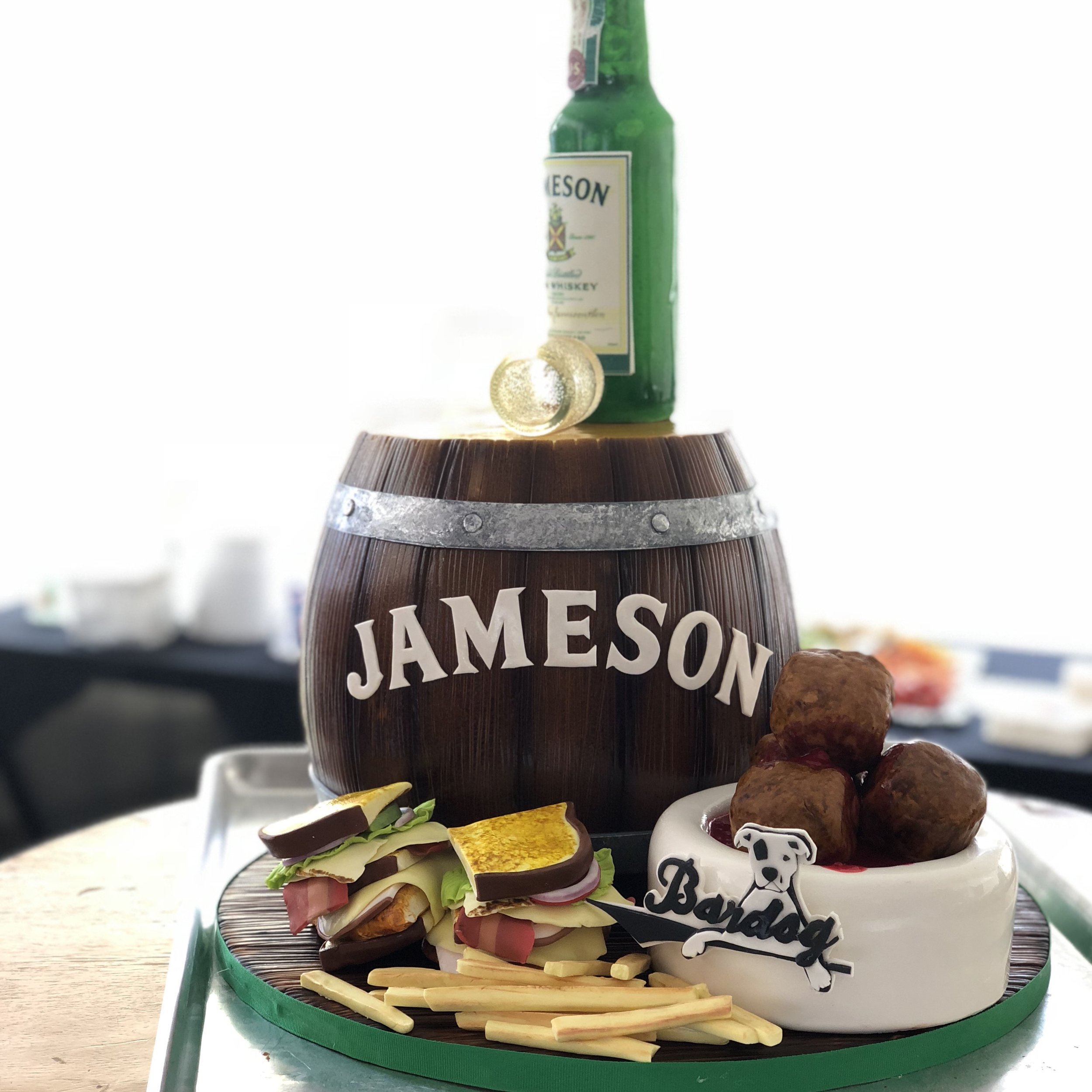 JAMESON VIP LOUNGE