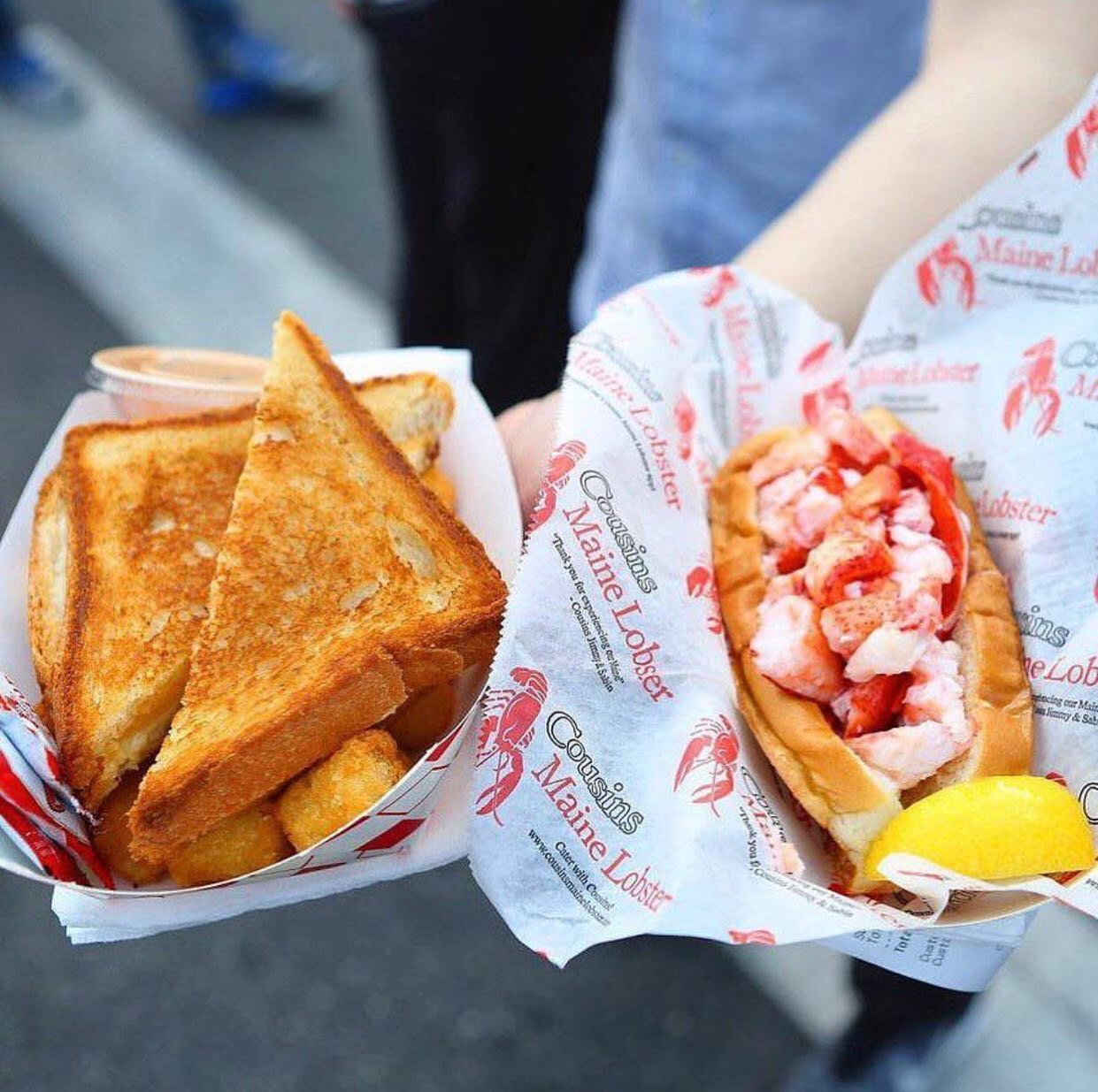 The Hottest Food Trucks