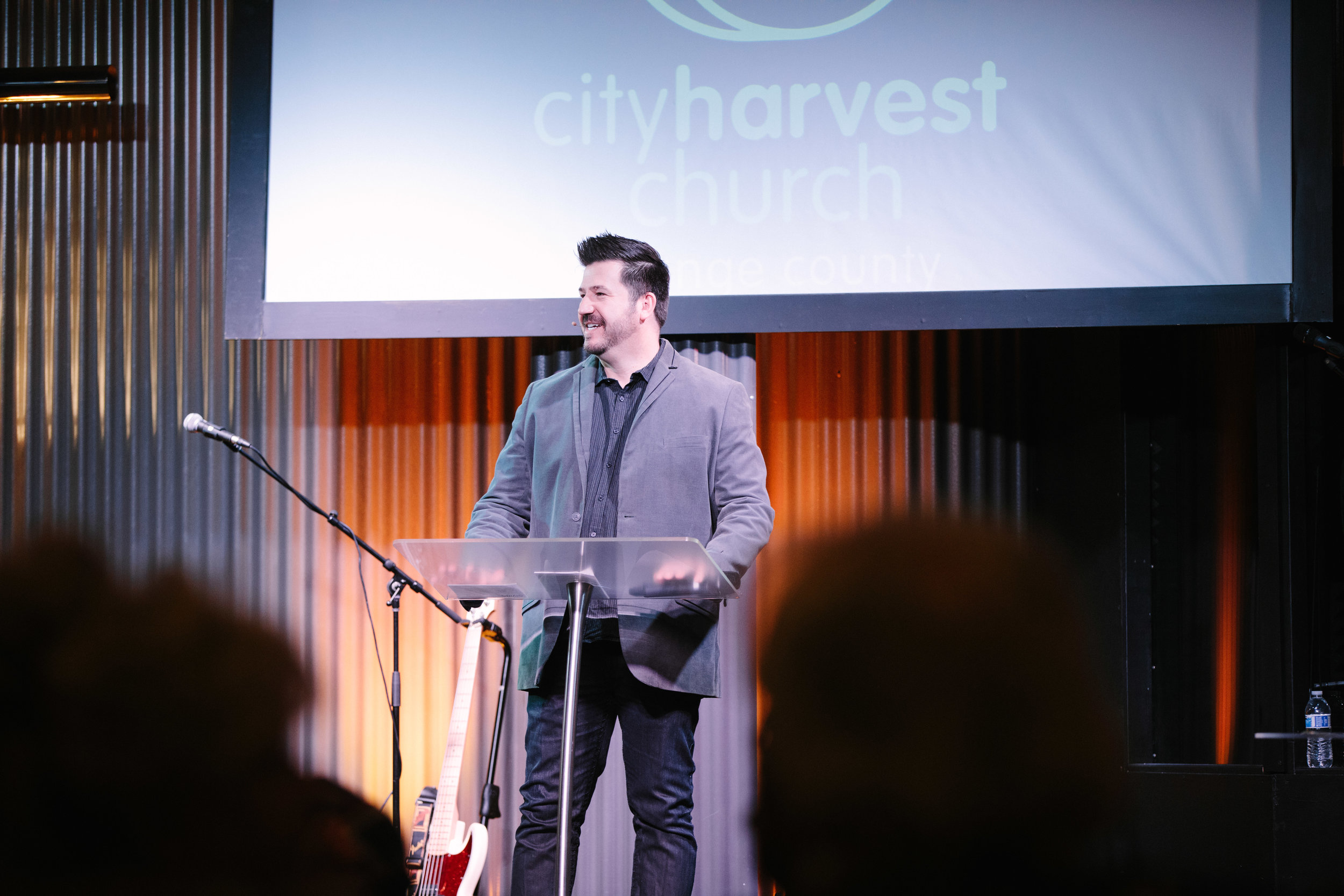 Inspiring Messages - The messages you will hear during our Sunday service are always biblically-based, faith-filled, practical and heartfelt in order to help you grow in your walk with God and relationship with others.